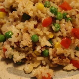 Serendipity Pork Fried Rice