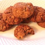 Garmer's Rocks are gluten free spice cookies, made with dates and nuts.