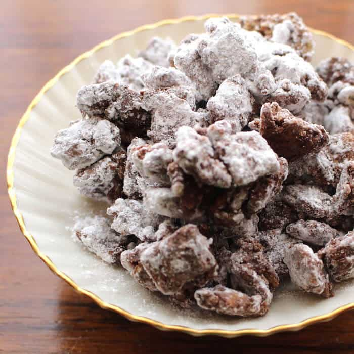 Puppy Chow Chocolate Peanut Butter Cookies