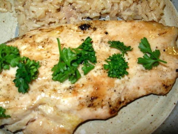 Croatian Grilled Chicken