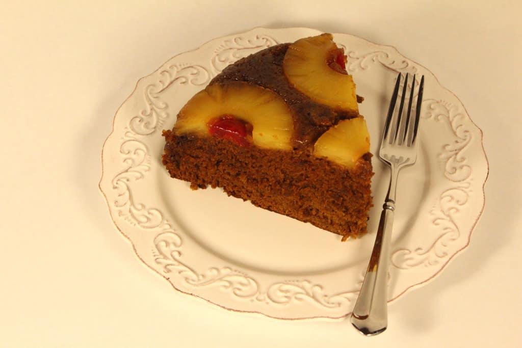 Gluten Free Pineapple Upside Down Cake Bob