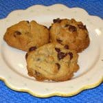 My Best Chocolate Chip Cookies Recipe with Wheat Flour