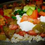 Louisiana Red Beans and Rice is a favorite Mardi Gras recipe.