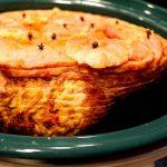 Slow Cooker Spiral Cut Ham, simple recipe.