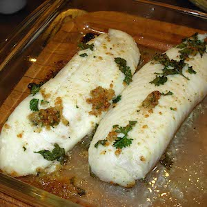 Moroccan Cumin Fish