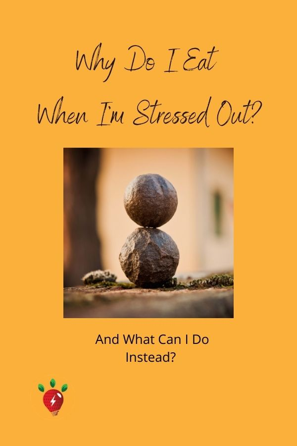 Stay healthy by reducing stress. Why do I eat when I'm stressed? Many reasons. But stress eating can be calmed. You can do it. Learn how. ##stayhealthyreducingstress #stresseating #reducestress #reducestress #recipes #recipeideashop