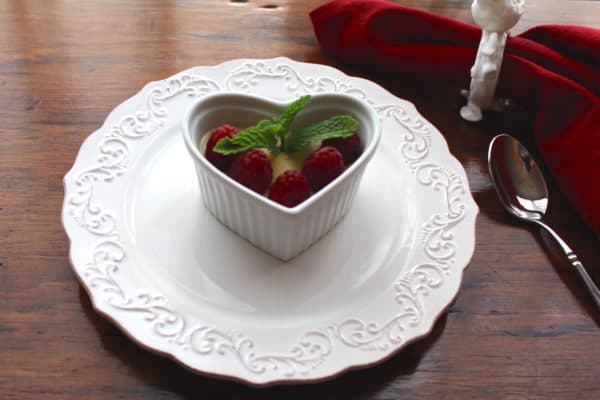 Homemade Vanilla Pudding, AKA Jackie's Pudding
