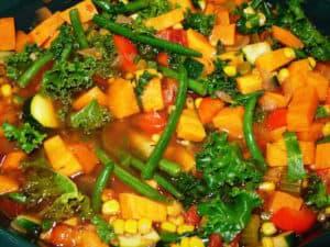 Moosewood's Tilghman Island Stew (Vegan).