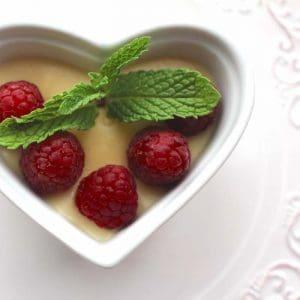 Love, love, love this Homemade Vanilla Pudding (Jackie's Pudding)!
