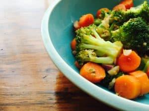 Broccoli Carrot Salad—Good Vitamins & Fiber