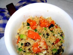 Couscous Fruit Salad