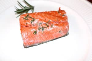 South Beach Grilled Salmon