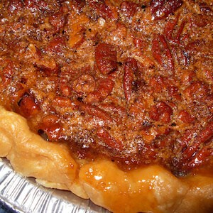 Don's Famous Favorite Pecan Pie