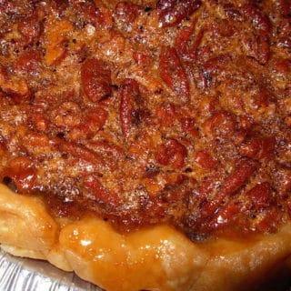 Don's Famous Favorite Pecan Pie