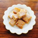 Momma Betty's Old-fashioned Lemon Squares Bar Cookies