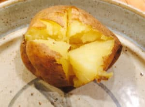 How to Make a Baked Potato