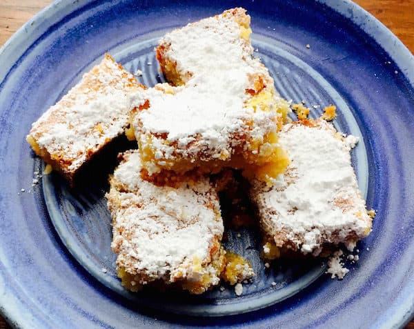 Gluten Free Shortbread Cookies, ready to eat!