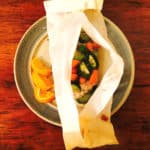 Chicken en Papillote (Chicken in Paper)