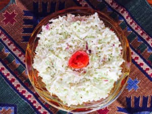 South Beach Cabbage Salad