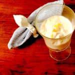 South Beach Lemon Ricotta Creme