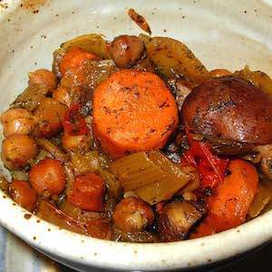 Vegetable Dill Stew