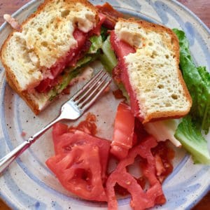 BLT Sandwich Month