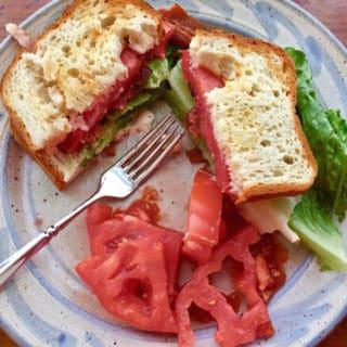 BLT Sandwich Month