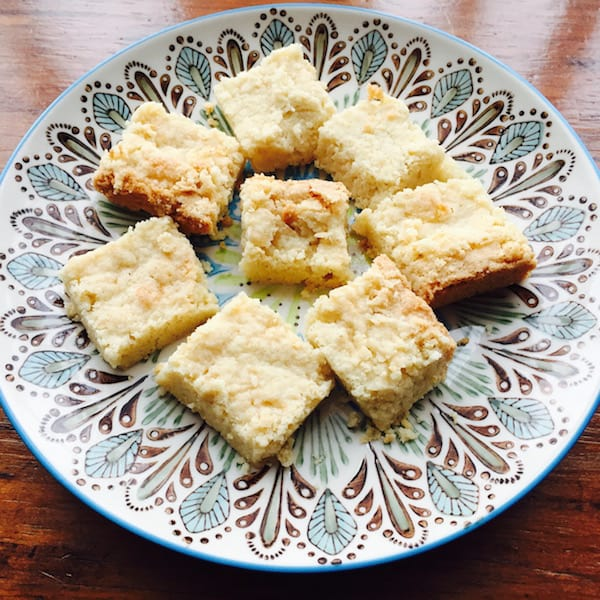 Simple, tasty Gluten Free Shortbread Cookies