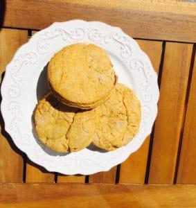 Gluten Free Sweet Potato Biscuit