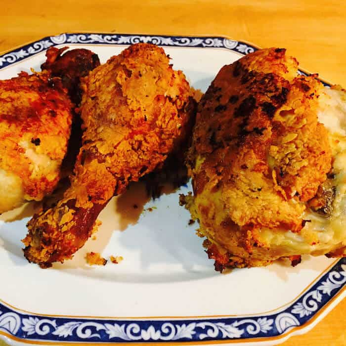 Go on. Make yourself some Southern Fried Chicken. It's SO good.