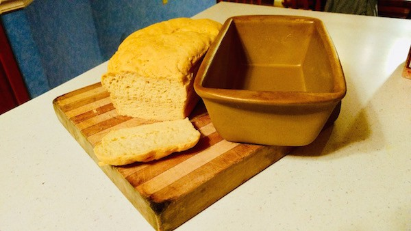 Gluten Free White Bread by Val Staple.