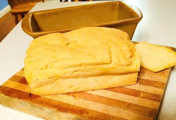 Gluten Free White Bread. Photo courtesy of Val Staple.