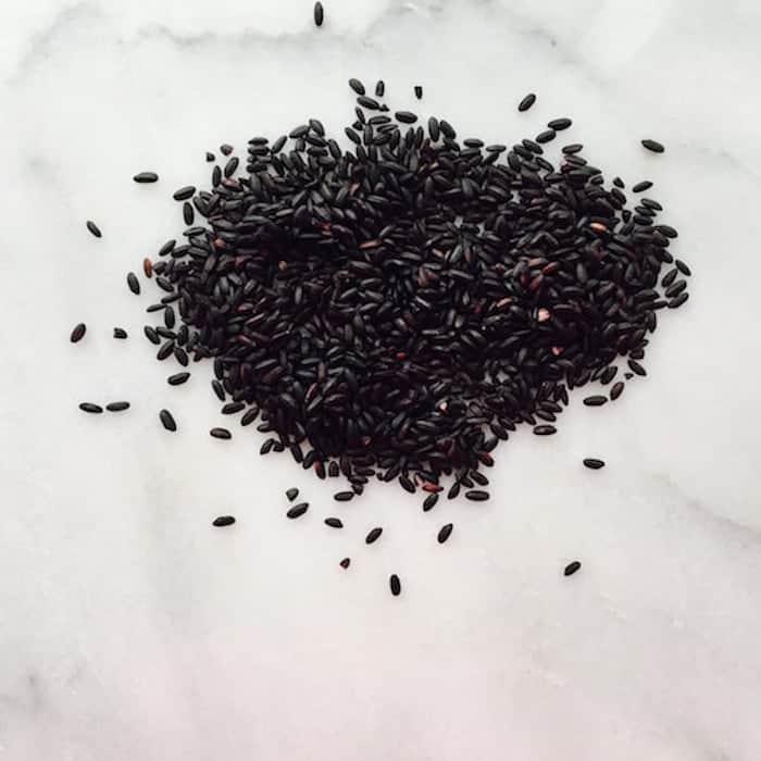 Black Rice.