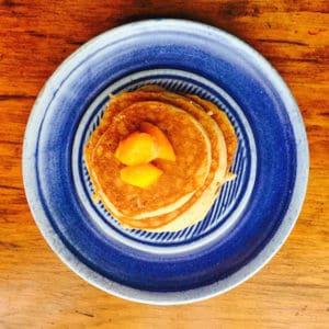 Gluten Free Cinna Bon Bon Pancakes