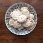 Coconut Kiss Vegan Cookies are so much better than Meringue Cookies.