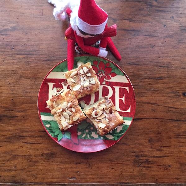 El Cocinero loves Gluten Free Cinnamon Almond Coffee Cake.