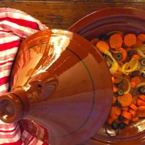Carrot Tagine