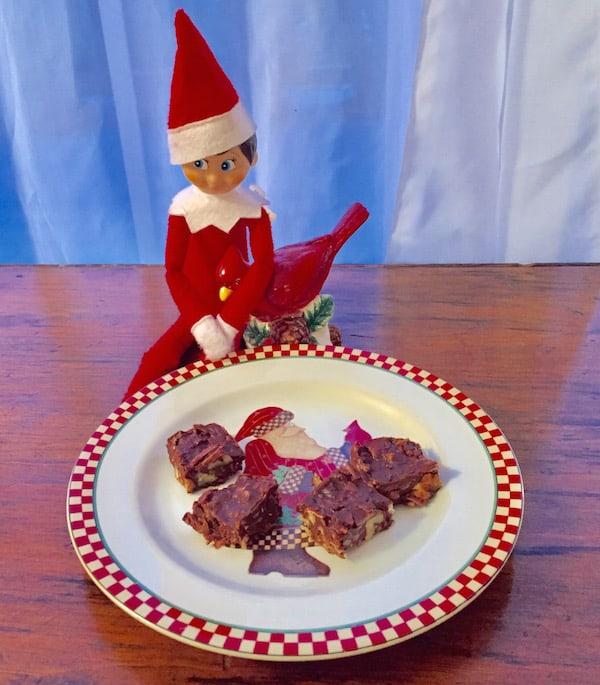 El Cocinero and his friend think you should try Walnut Joy Candy.