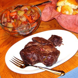 Don's Pot Roast can be made in a slow cooker or on top of the stove.