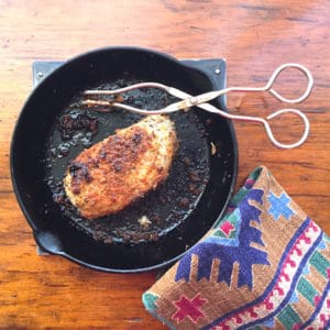 Tasty, Baked Breaded Pork Chop (Gluten Free)