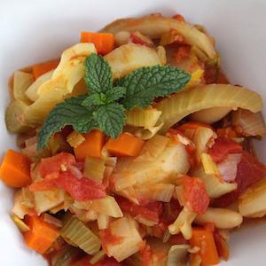 Vegan French Vegetable Stew