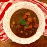 This Insta Beef Burgundy Bourguignon recipe rivals Julia Child's version and it takes a lot less time!