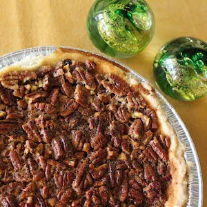 Chocolate Pecan Pie (Derby Pie)