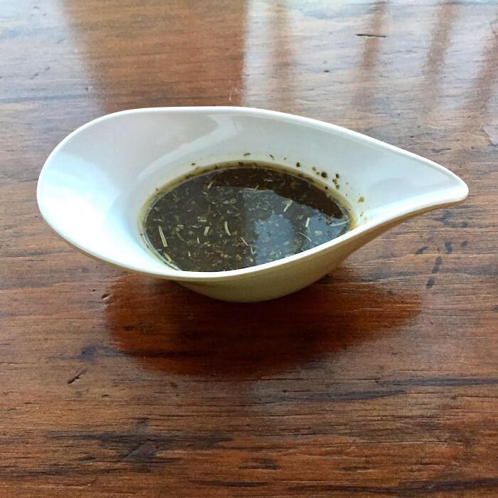Salad Dressing: Balsamic Vinaigrette
