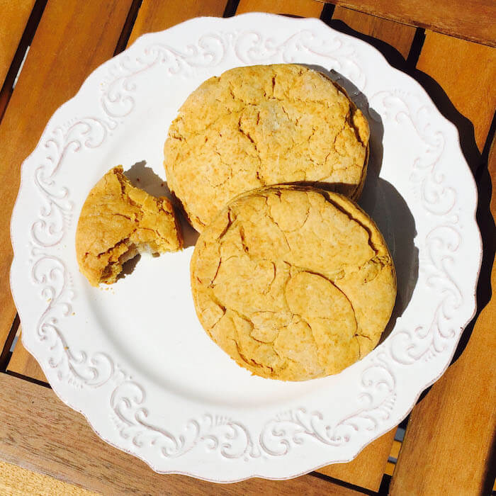 Gluten Free Sweet Potato Biscuits are super.