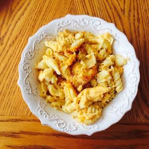 New Old-Fashioned Mac & Cheese