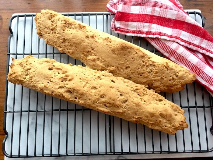 Doesn't this French bread look good?