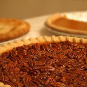 Louisiana Pecan Pie. So yum!