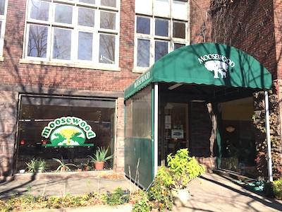 Moosewood Restaurant, Ithaca, NY
