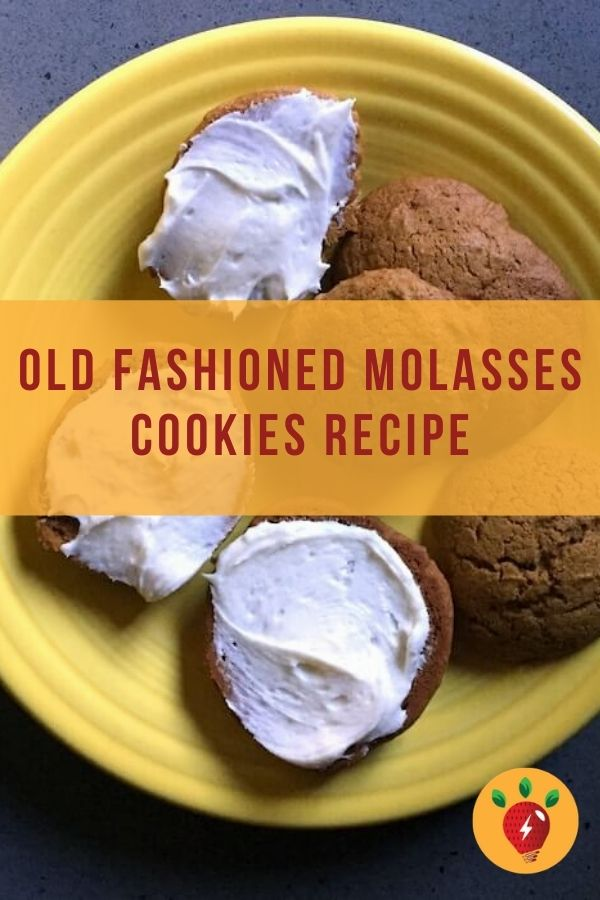 Lost Molasses Cookies. So scrumptious. Frost the bottoms! #lostmolassescookies #molassescookies #dropcookies #cakecookies #oldfashionedrecipes #recipes #glutenfree #recipeideashop